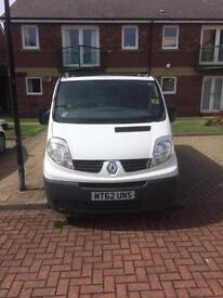 Renault Trafic SL27 DCI (62 plate)