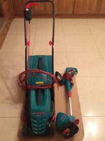 Bosch Electric Lawnmower for Sale
