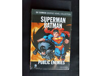 "DC COMICS Graphic Novel ""Superman Batman Public Enemies"" Vol. 5"