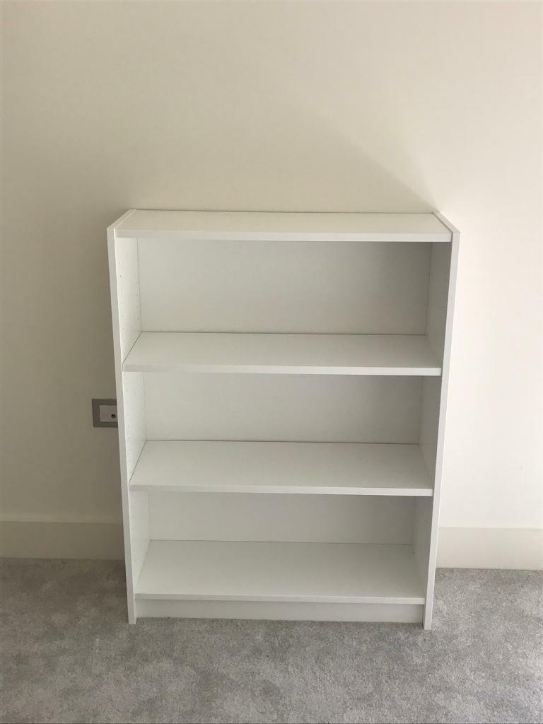 Ikea Billy Bookcase White As New In Poole Dorset Gumtree