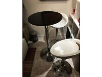 2 Seater dining table and chairs