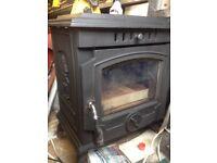 Mulberry Yeats 12kw stove