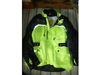 Mens G-MAC Urban Armour Motorcycle Jacket, Trousers and Gloves