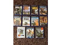 PlayStation 2 games, job lot. Ps2