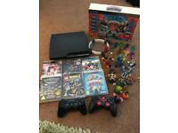PS3 PlayStation 3 Skylanders controllers Fifa games