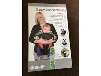 3 way baby carrier new