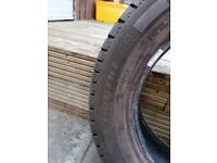 Michelin tyre decent tread good condition
