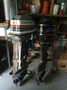 Used 1989 Mercury evinrude and mercury