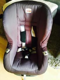 Britax Eclipse car seat - Group 1, 9-18kg (approx 9m-4y)