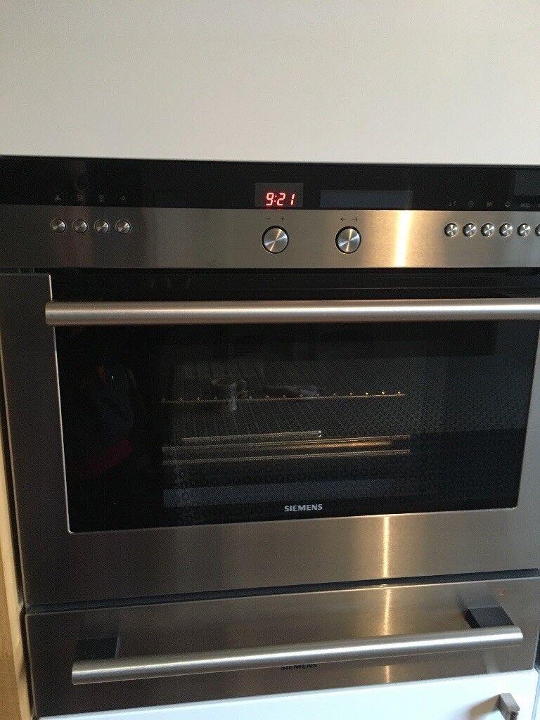 Siemens warming drawer
