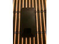 iPhone 5 black, unlocked to any network plus box