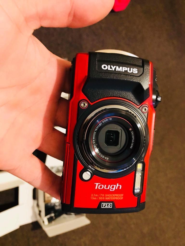 Olympus Tough Tg 5 In Pitsea Essex Gumtree Black Kamera Underwater