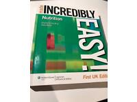 Nutrition - made incredibly easy
