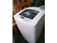 LG Fuzzy Logic Top Loading Washing Machine WF-T1391TP.