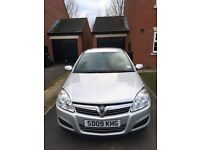 Vauxhall Astra Life 1.6 Silver Petrol 2009 * 35100 miles ONLY * £2300 ONO
