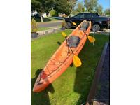 Double Kayak (Ocean Kayak Zest Two EXP) Sit-On-Top 2 Person MONSTER KAYAK!