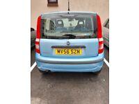 Fiat, PANDA, Hatchback, 2006, Manual, 1242 (cc), 5 doors