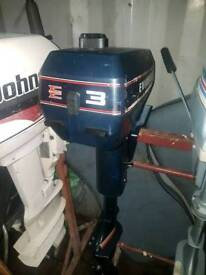 Evinrude 3 hp shortshaft