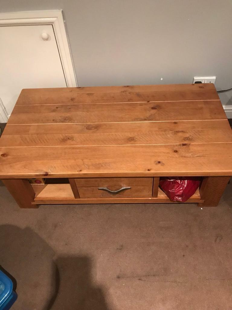 Next Hartford Coffee Table - perfect condition