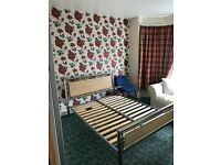 Large Double Room + All bills + WiFi included