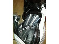 Used Henry vacuum cleaner with brand new attachments