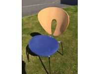 Quantity of Cafe Chairs for sale £ 10 each