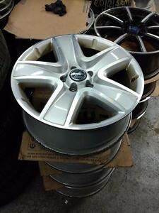 "16"" / 18""  OEM VW Tiguan alloy rims 5 x 112 in stock / OEM steel rims in stock $60 each"