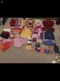 Girls clothing bundle - Newborn to 3/4 years