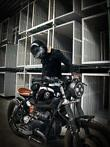 BMW R100 RT Custom - The Black Beauty by WD Customs