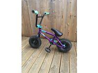 Purple Haze Mini Rocker Stunt BMX