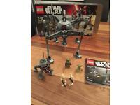 Lego - Starwars - 75142 Homing Droid Spider