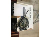 MOTU Firewire DAW Audio Interface Traveller MK3