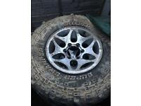 Pajaro l200 16 wheels