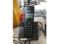3 Used Binatone Cordless Home Phones