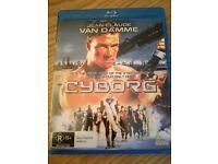Cyborg Blu Ray (Van Damme) Aus Release