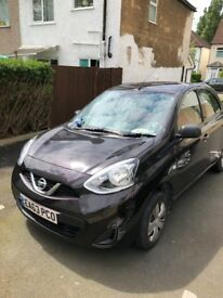 Nissan Micra 1.2 LOW MILEAGE!