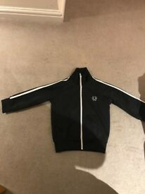 Fred Perry zip top 2-3