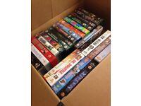 VHS TAPES BUNDLE