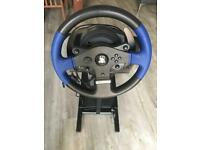 PS4 Thrustmaster t150 steering wheel
