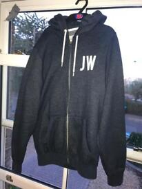 Jack Wills Zip-Up Hoodie