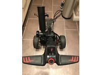Motocaddy S1 Pro with Titleist Cart Bag