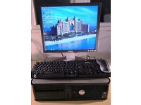 **BARGAIN** FULL DELL PC/COMPUTER - IN EXCELLENT CONDITION & FULLY WORKING ORDER - WIN 7,OFFICE 2010