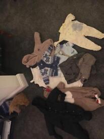 3-6 month bundle baby clothes Disney John Rocca