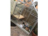 Greenhouse 6'x4'