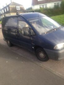 Brilliant little van selling due to upgrading very reliable mot until Jan 13 2018 cheap workhorse