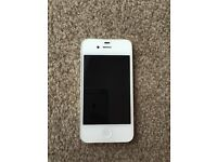 iPhone 4s 8GB White in good condition
