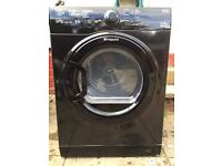 !!! BLACK HOTPOINT VENTED 7KG DRYER FULLY SERVICED!!!