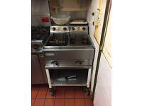 Lincat Double Fryer