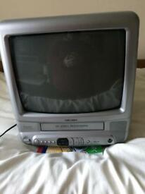 Television and Video Combo