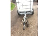 IBC on a strong braked trailer